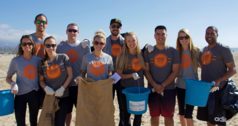 Cleaning up our Beaches